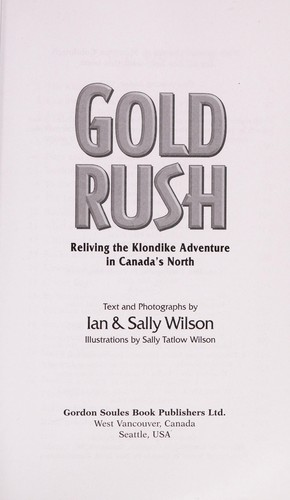 Gold rush by Wilson, Ian