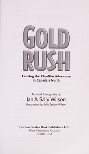 Cover of: Gold rush | Wilson, Ian