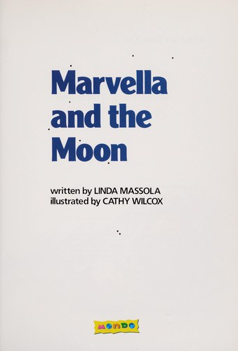 Marvella and the moon by VAGNER Massola