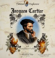 Cover of: Jacques Cartier | Jeff Donaldson-Forbes