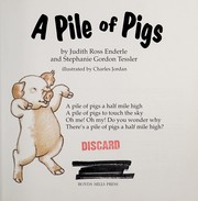 Cover of: A pile of pigs