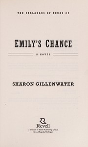 Cover of: Emily's chance