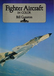 Cover of: Fighter Aircraft in Color |