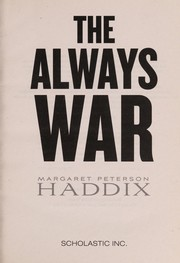 Cover of: The always war