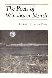Cover of: The Poets of Windhover Marsh | Murray A. Pura
