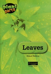 Cover of: Leaves | Melanie Waldron