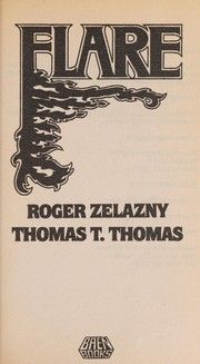 Cover of: Flare | Roger Zelazny, Thomas T. Thomas
