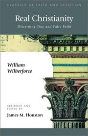 Cover of: Real Christianity | William Wilberforce
