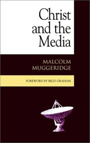 Cover of: Christ and the media