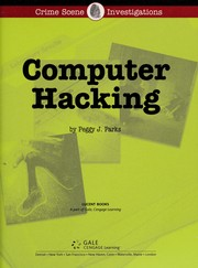 Cover of: Computer hacking