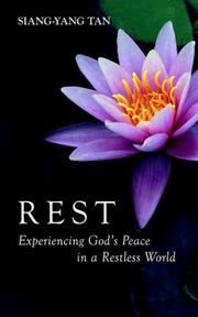Cover of: Rest