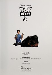 Cover of: Toy story 3