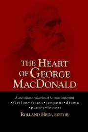 Cover of: The Heart of George Macdonald | George MacDonald