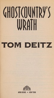 Cover of: Ghostcountry's Wrath | Tom Deitz