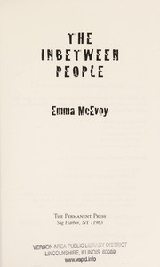 Cover of: The inbetween people | Emma McEvoy