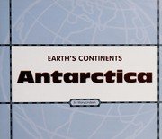 Cover of: Antarctica | Mary Lindeen