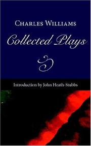 Cover of: Collected Plays