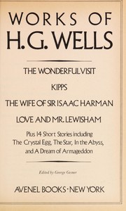 Cover of: Works of H.G. Wells