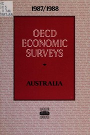 Cover of: Australia | Organisation for Economic Co-operation and Development Staff