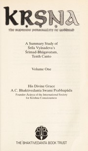 Cover of: Kṛṣṇa