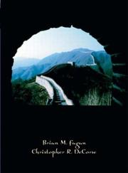 Cover of: In the Beginning | Brian M. Fagan