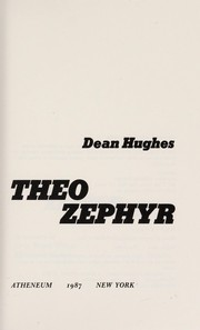 Cover of: Theo Zephyr | Dean Hughes