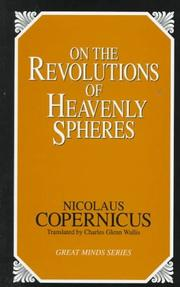 Cover of: On the revolution of heavenly spheres