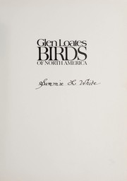 Cover of: Glen Loates' Birds of North America