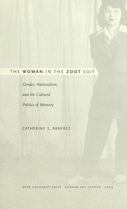 The woman in the zoot suit