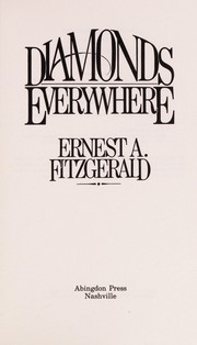 Cover of: Diamonds everywhere | Ernest A. Fitzgerald