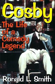 Cover of: Cosby by Smith, Ronald L.