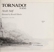 Cover of: Tornado! Poems