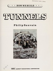 Cover of: Tunnels