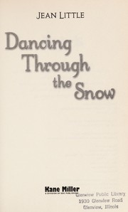 Cover of: Dancing through the snow | Jean Little