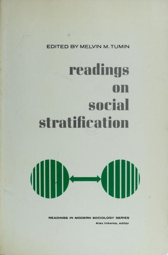 Readings On Social Stratification 1970 Edition Open Library