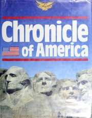 Cover of: Chronicle of America