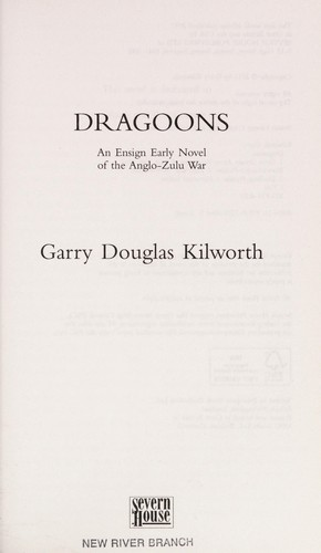 Dragoons by Kilworth, Garry