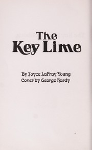 Cover of: The Key Lime Cookbook | Robert Anderson