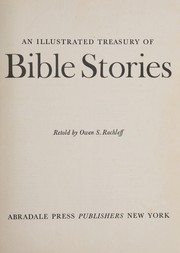 Cover of: An illustrated treasury of Bible stories