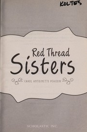 Cover of: Red thread sisters