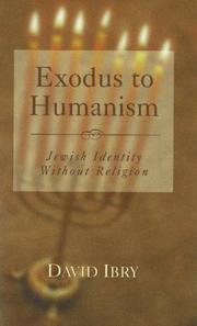 Cover of: Exodus to humanism