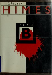 Cover of: Plan B | Chester B. Himes