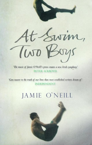 Image result for at swim two boys book cover