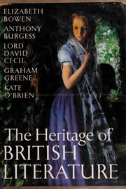 Cover of: The Heritage of British literature | Elizabeth Bowen ... [et al.].