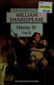 Cover of: Henry IV (Classics Library (NTC)) | William Shakespeare