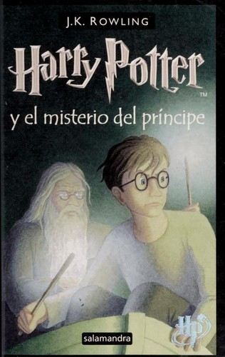 Harry Potter y el misterio del príncipe by
