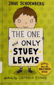 Cover of: The one and only Stuey Lewis | Jane Schoenberg