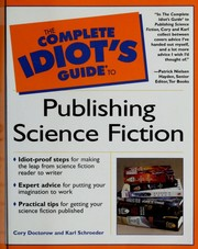 Cover of: The complete idiot's guide to publishing science fiction