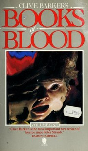 Clive Barker's books of blood Volume Four by Clive Barker