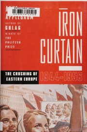 Cover of: Iron curtain | Anne Applebaum